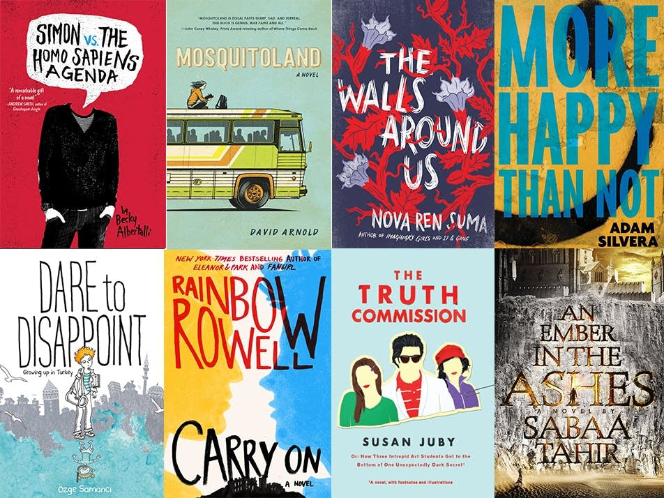 Top young adult picks for 2015