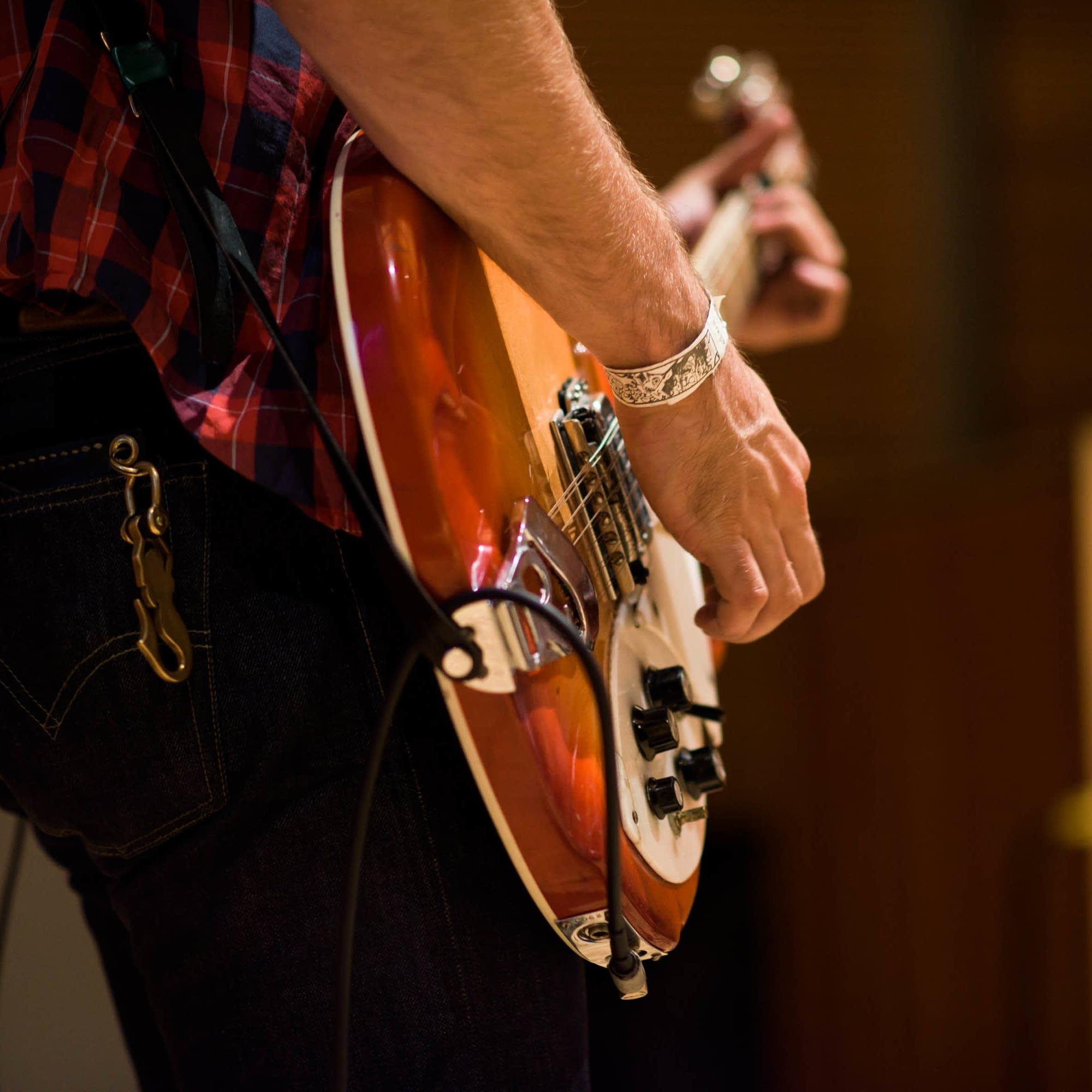 Josh Jove, Rickenbacker 360 12-string