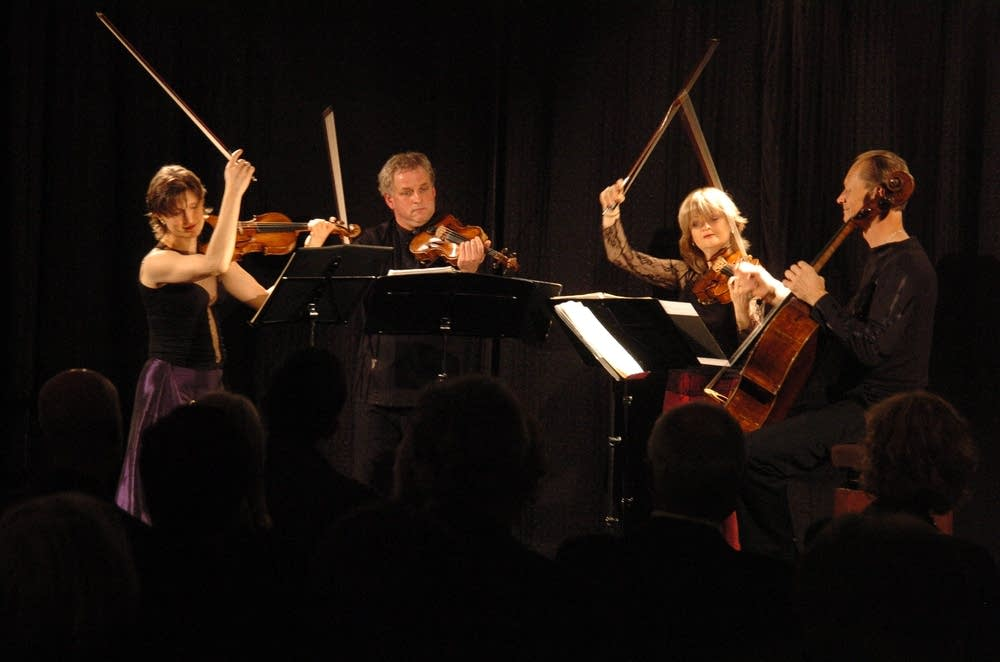 New Zealand String Quartet
