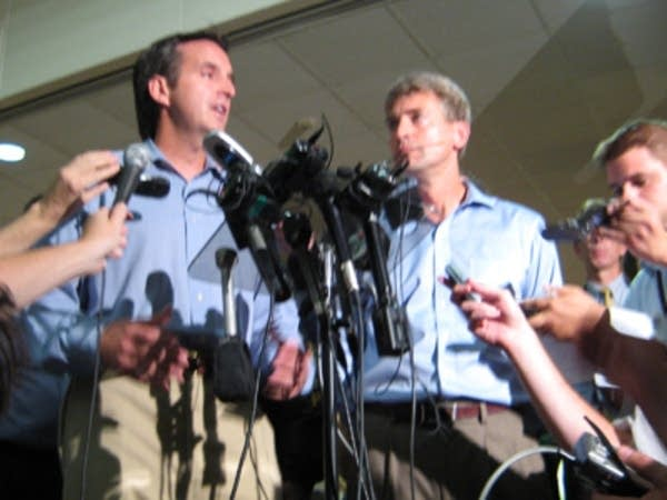 Pawlenty and Rybak