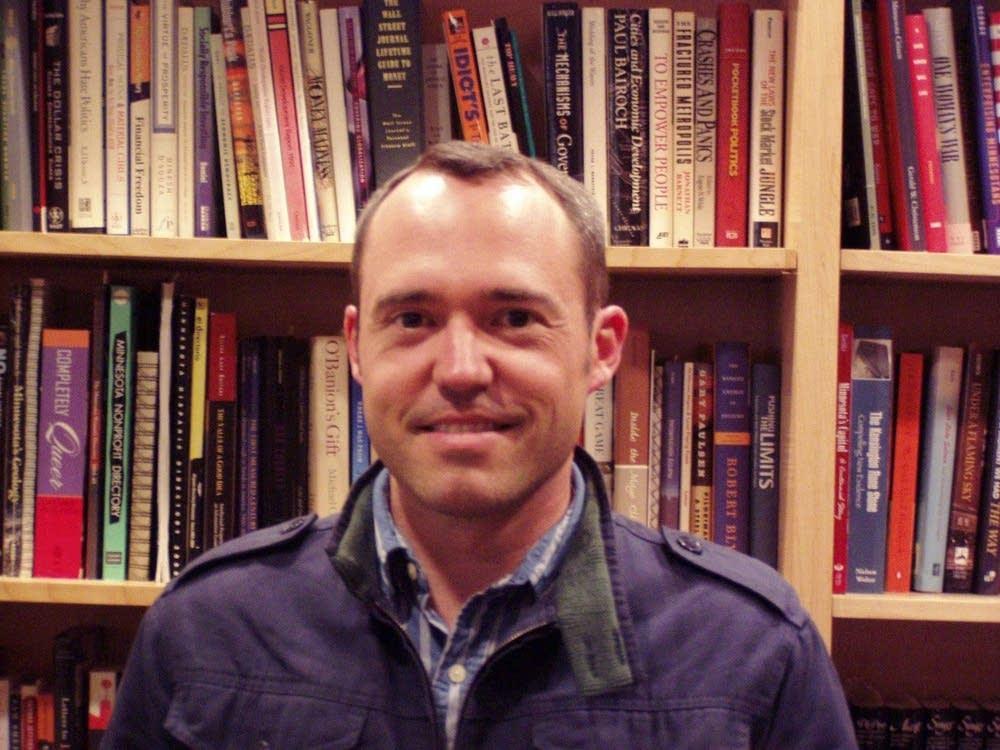 Filmmaker James Scurlock