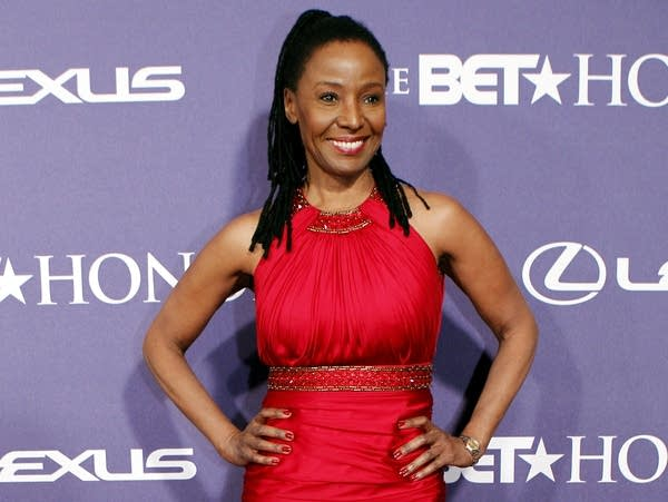 Former model and restaurateur B. Smith