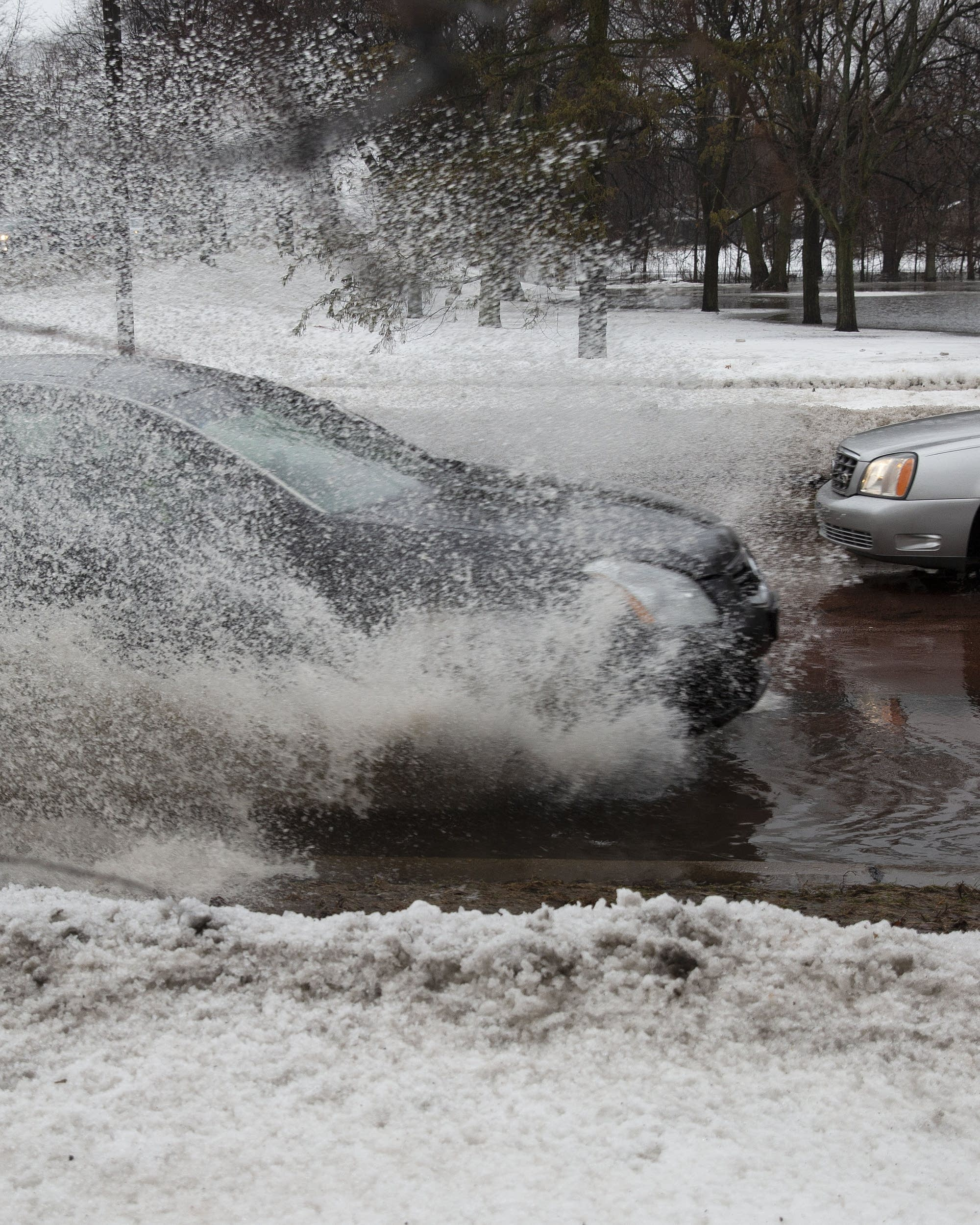 Wind, water, snow and ice: Minnesota's winter won't go