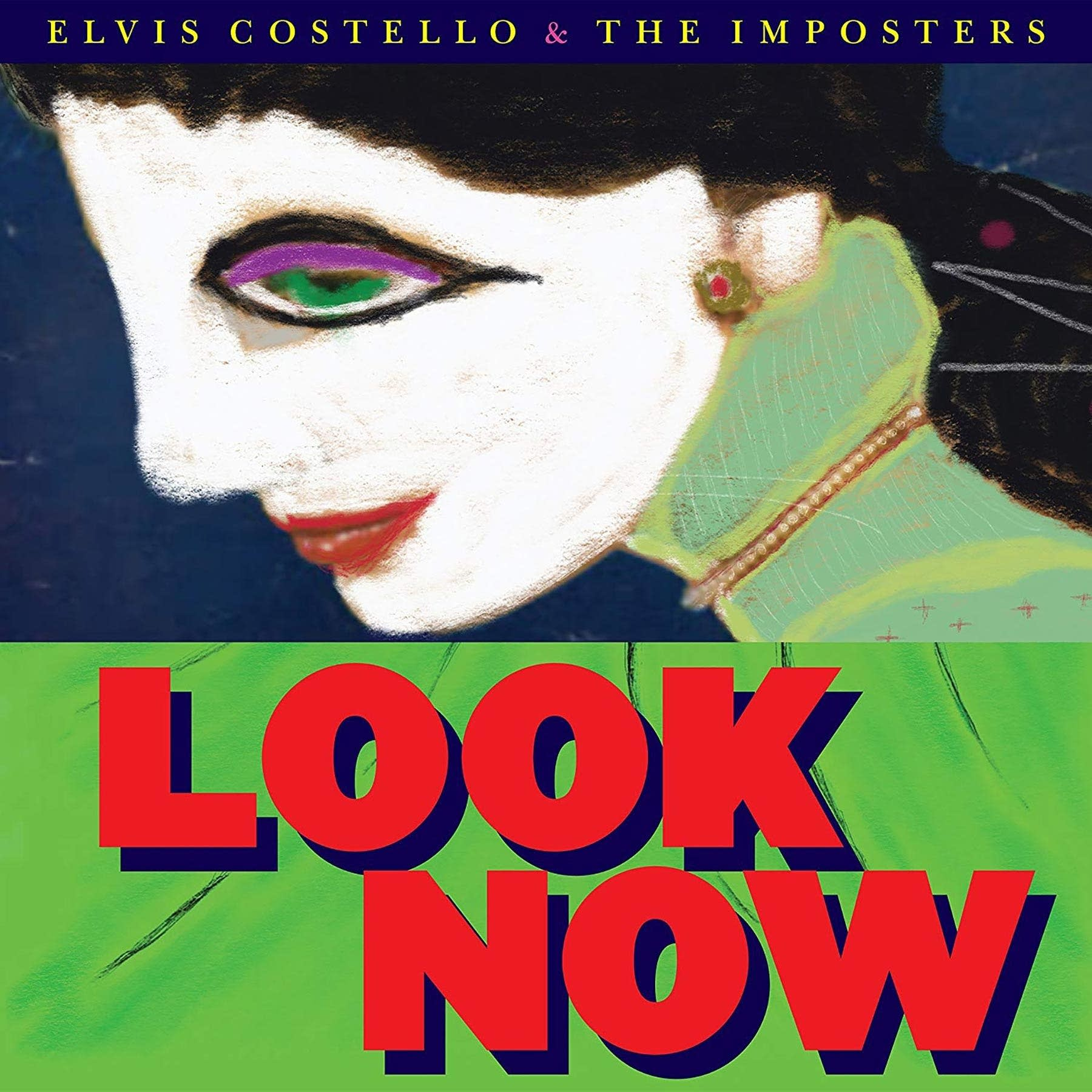 Elvis Costello and The Imposters - Look Now