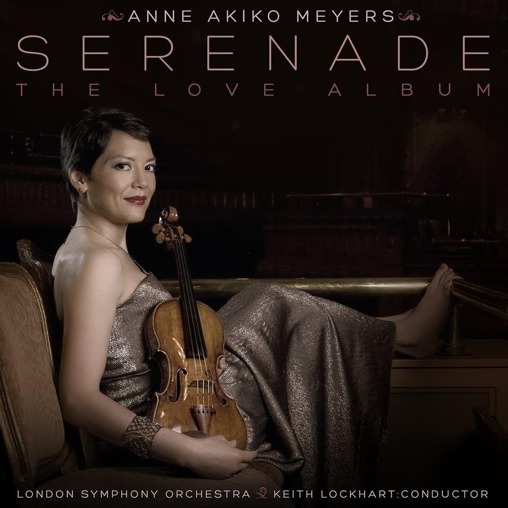 AnneAnne Akiko Meyers, Serenade: The Love Album