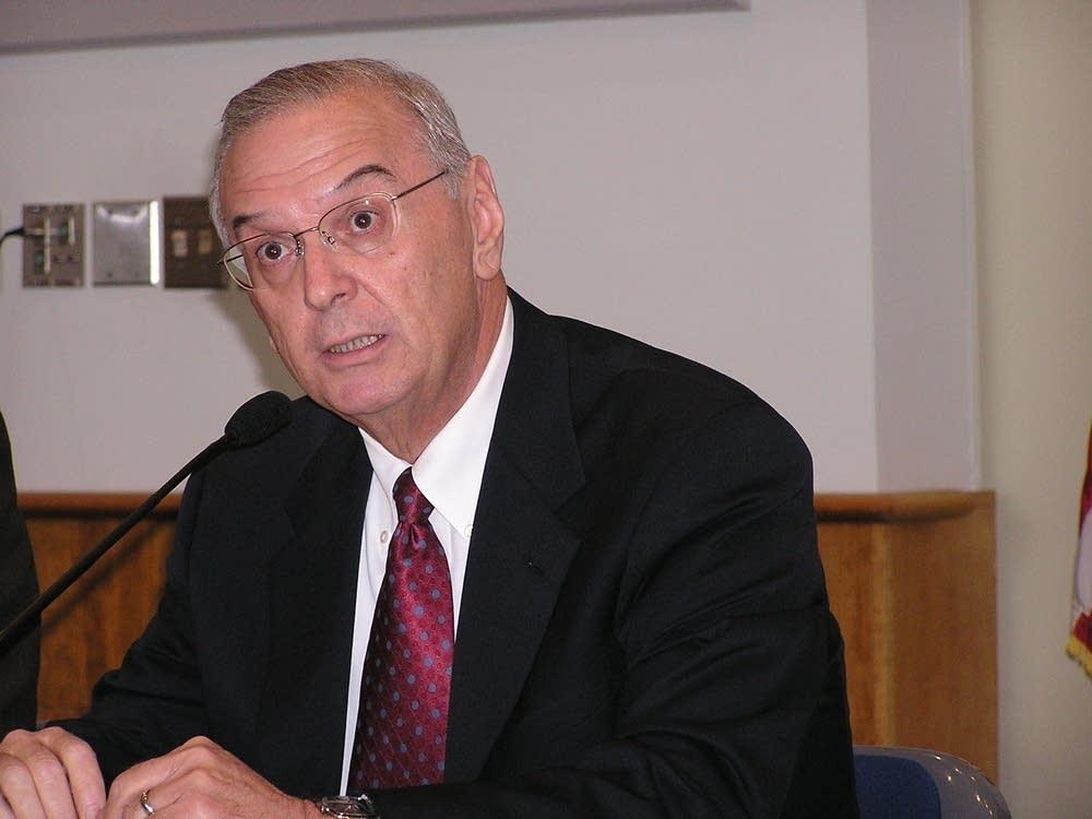 Revenue Commissioner Dan Salomone