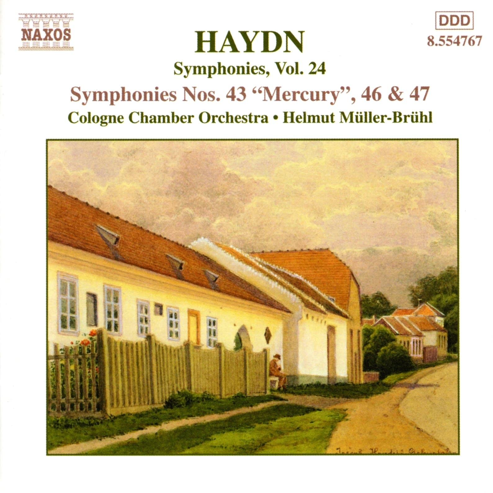 Haydn Symphonies Vol. 24