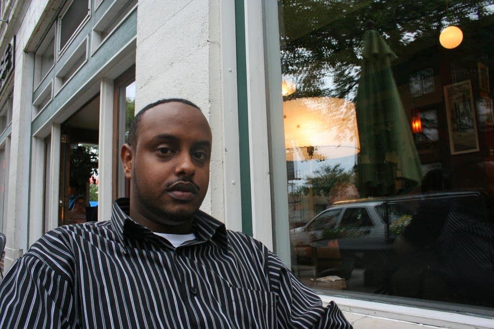 Activist Aman Obsiye