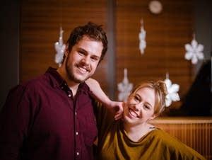 Josiah Lemanski and Lydia Liza