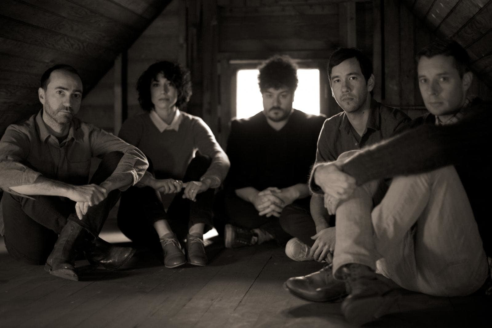 The Shins press photo