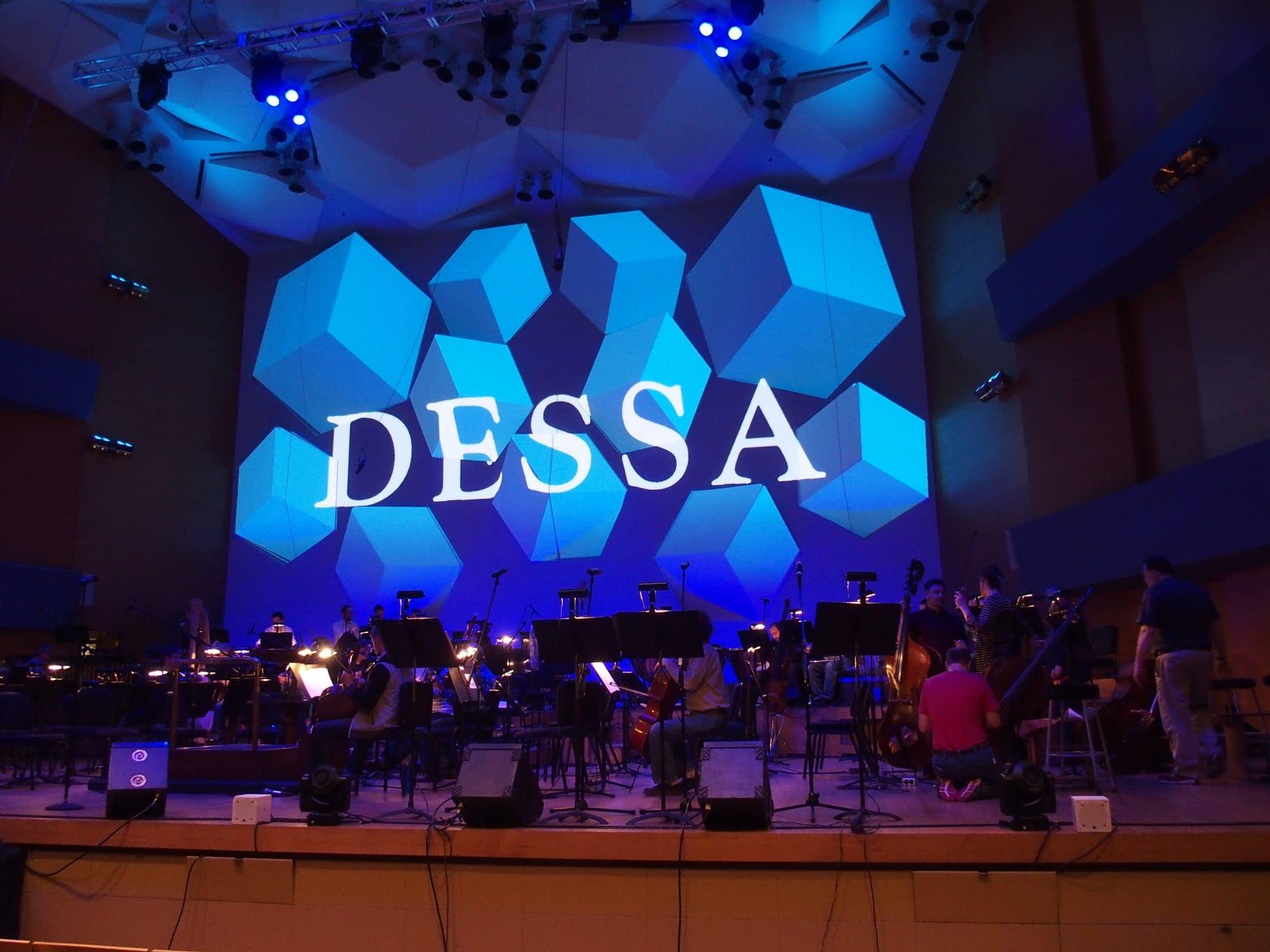 The Dessa show