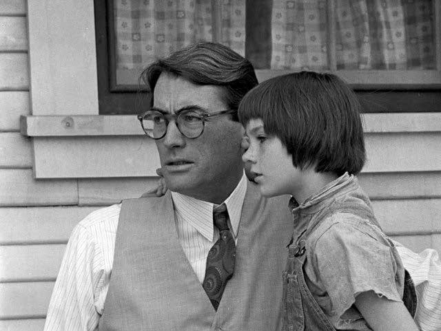 Still from To Kill a Mockingbird