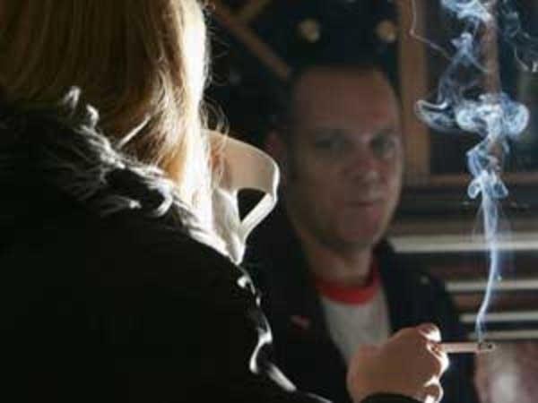 Indoor smoking