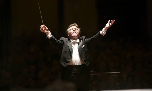 Mariss Jansons, conductor