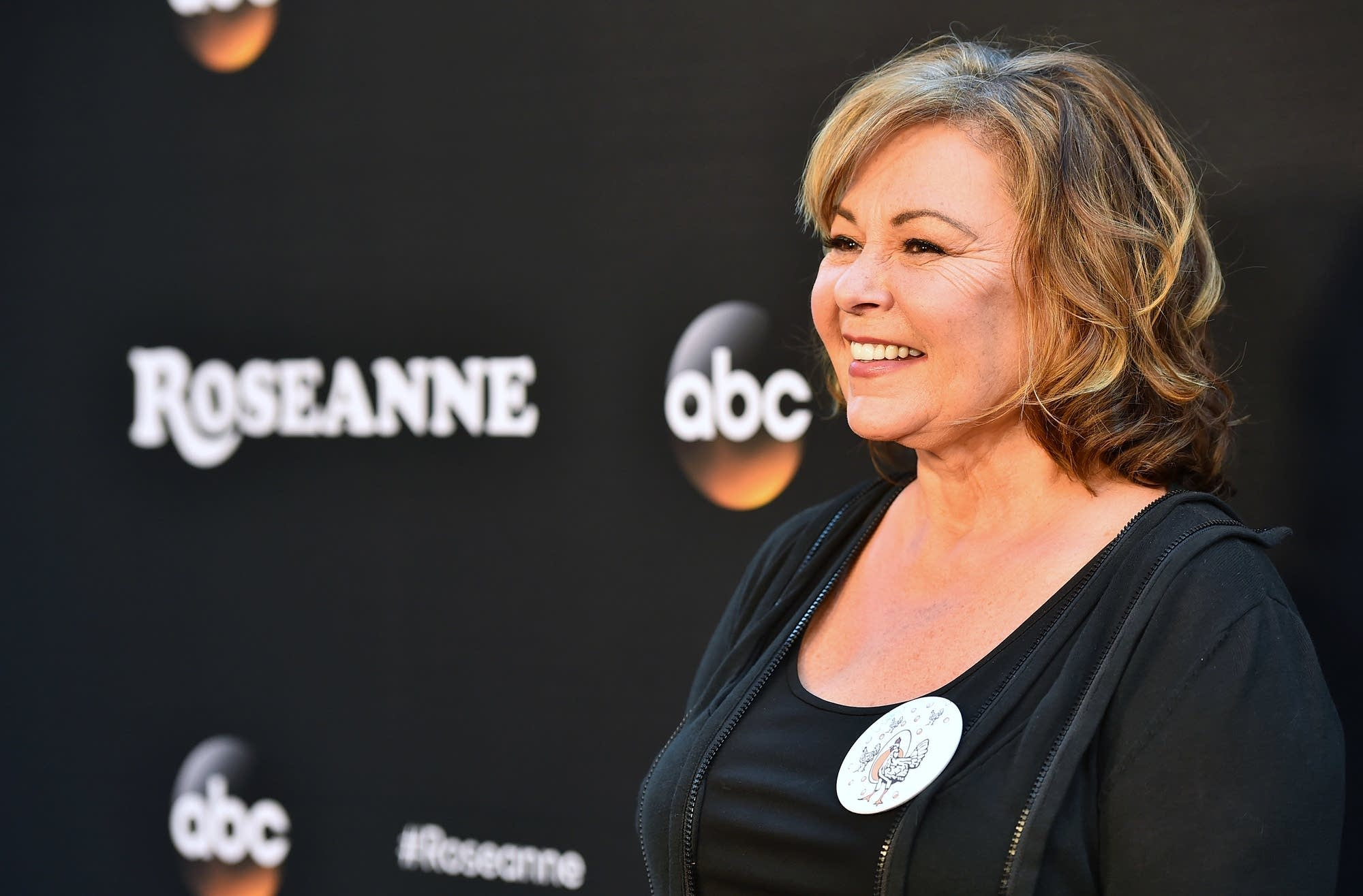 Roseanne Barr attends the