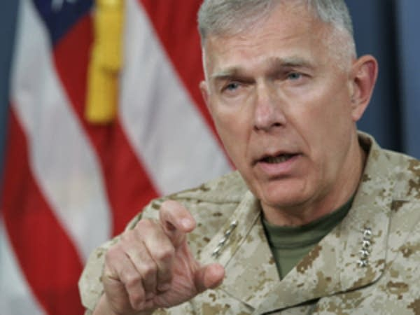 Gen. James Conway