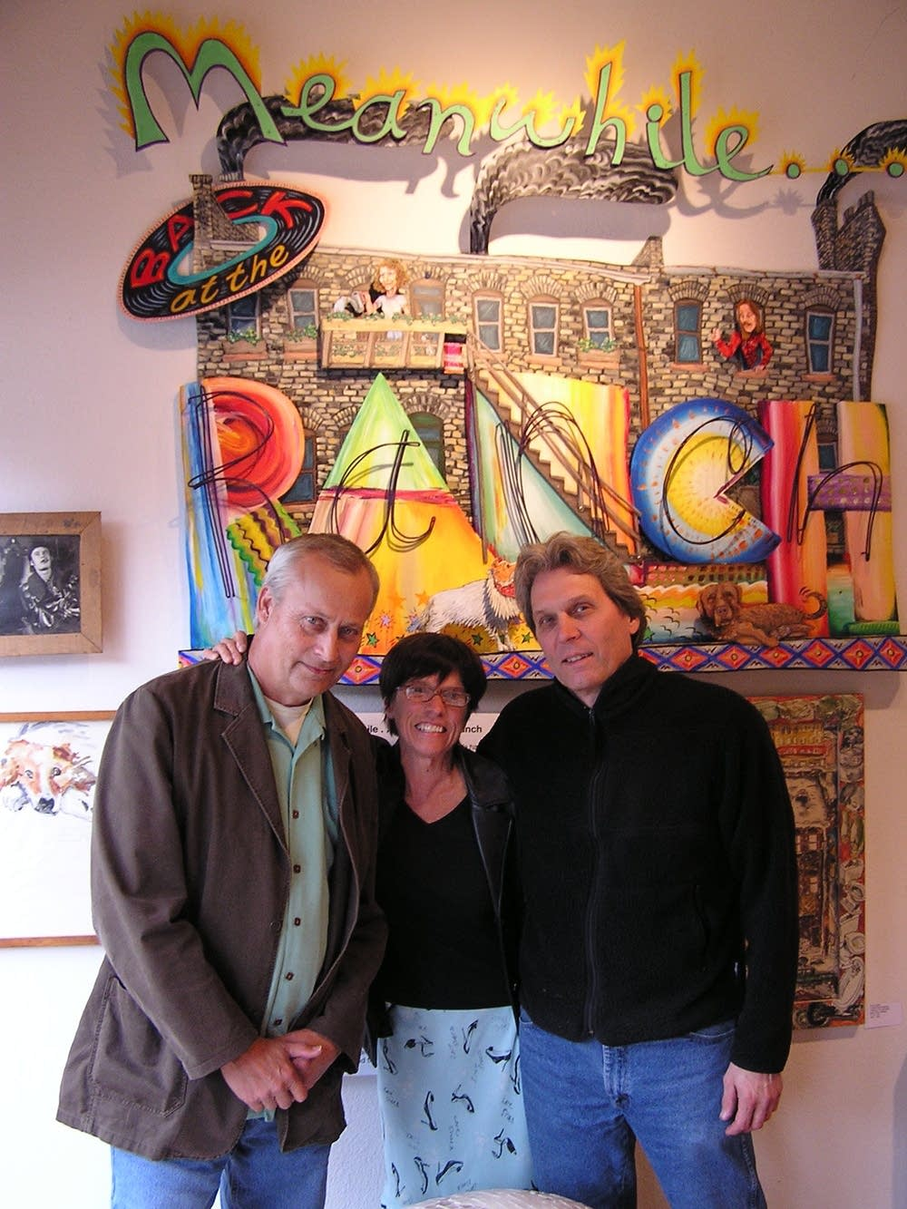 Ranch Collective artists