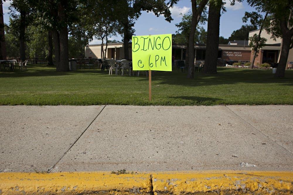 Bingo ahead