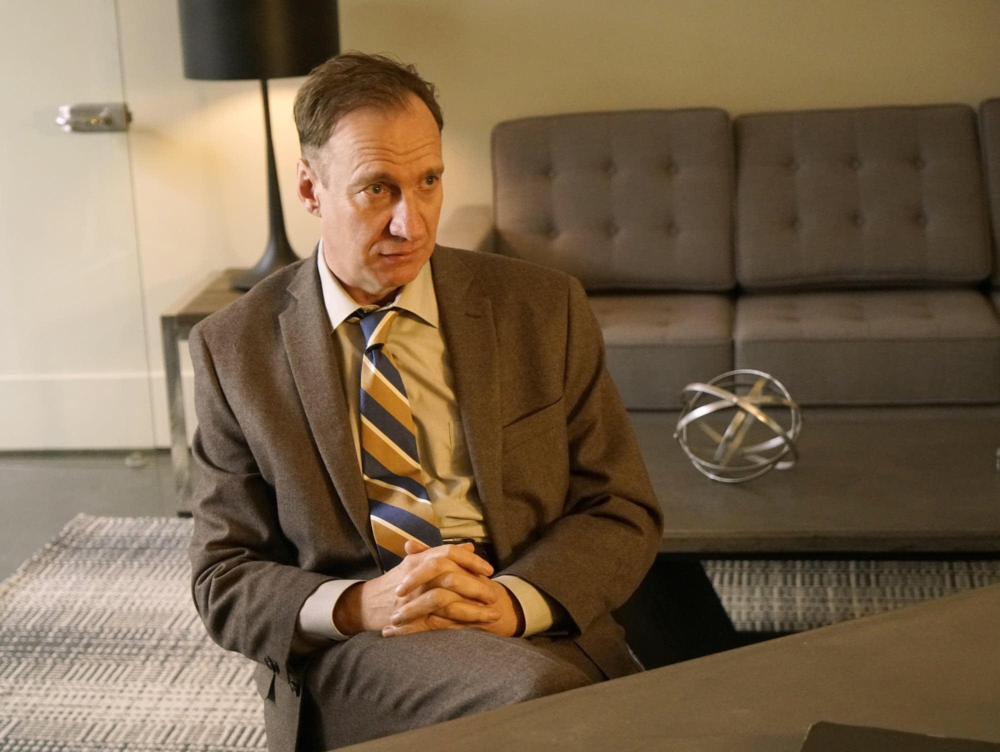 David Thewlis as V.M. Varga on 'Fargo'