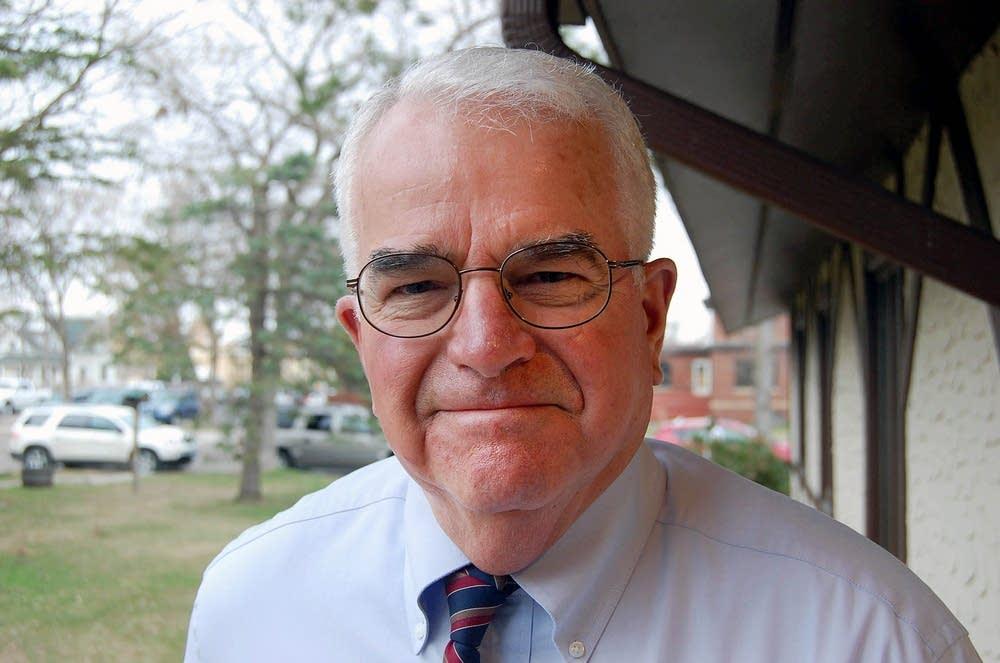 Hank Krigbaum of Bemidji