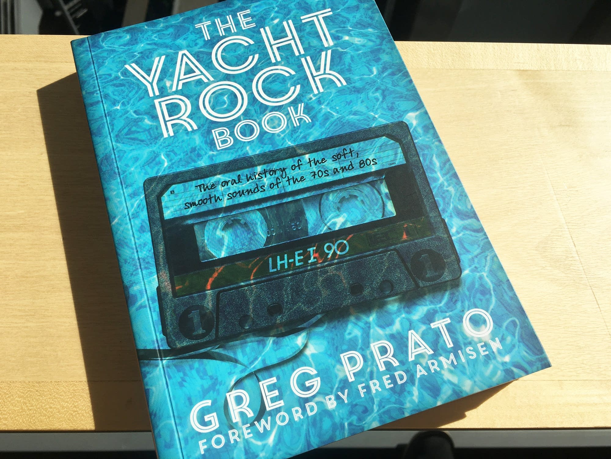 Greg Prato's 'The Yacht Rock Book.'