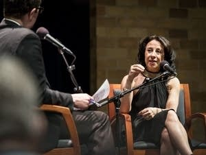 Maria Hinojosa, host of NPR's Latino USA.