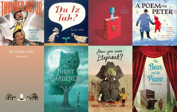 The Thread's favorite kid's books of 2016