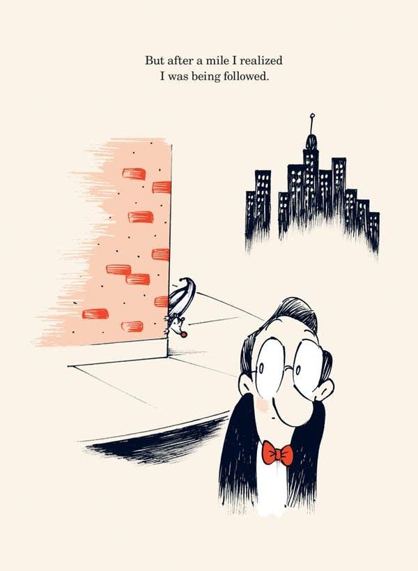 'The Skunk' by Mac Barnett