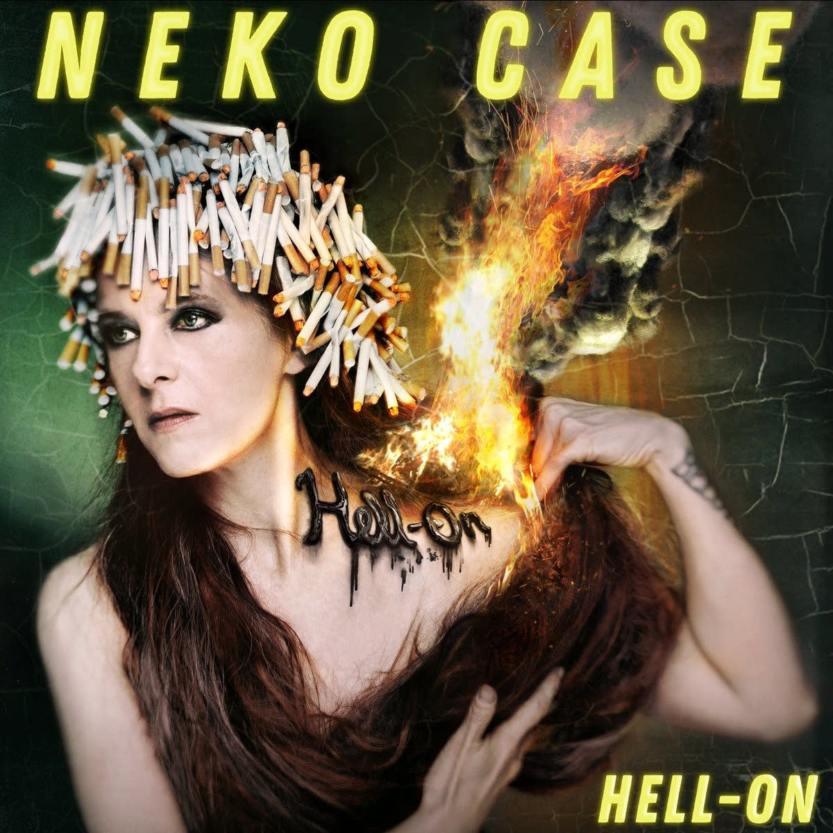 Neko Case, 'Hell-On'