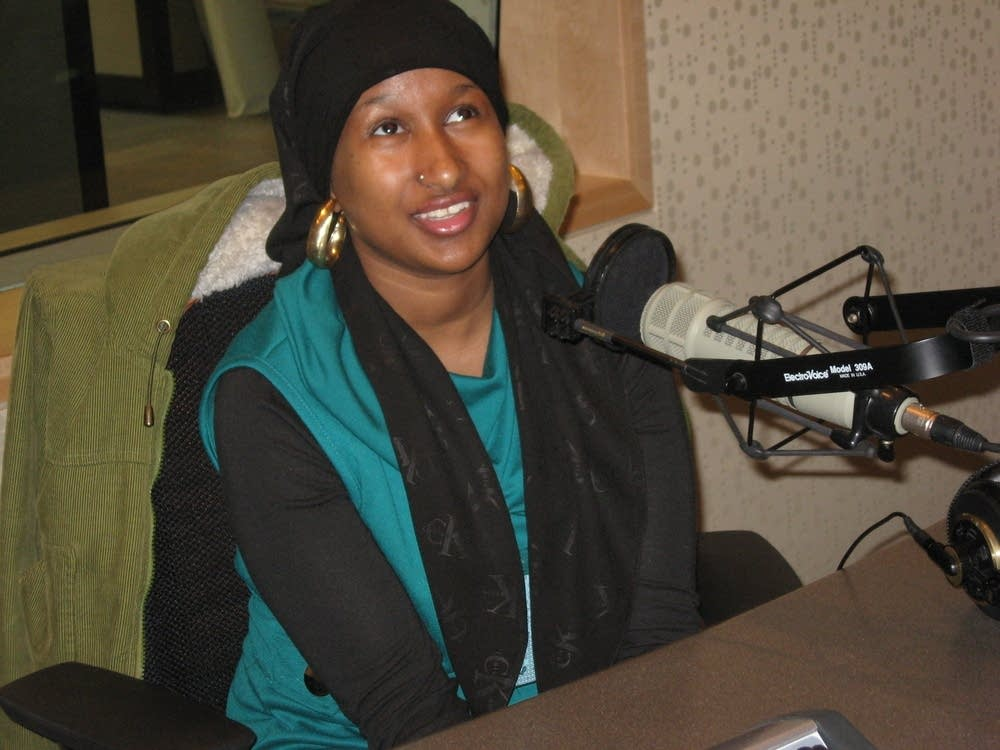 Sokorey Abdullahi, 18 year-old Somali teen