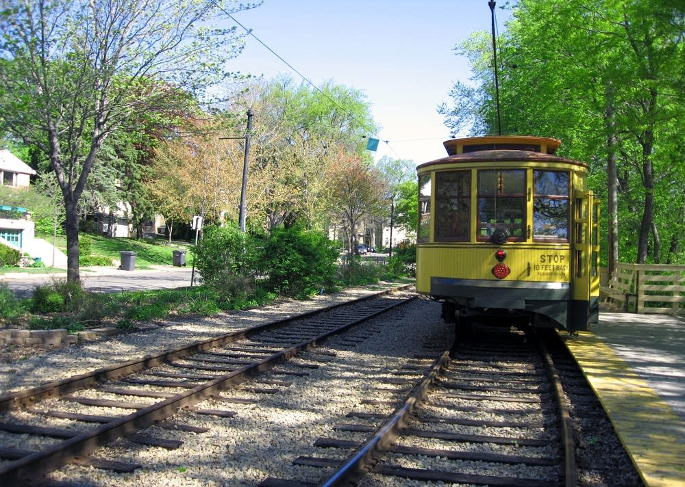 The Como-Harriet Streetcar Line