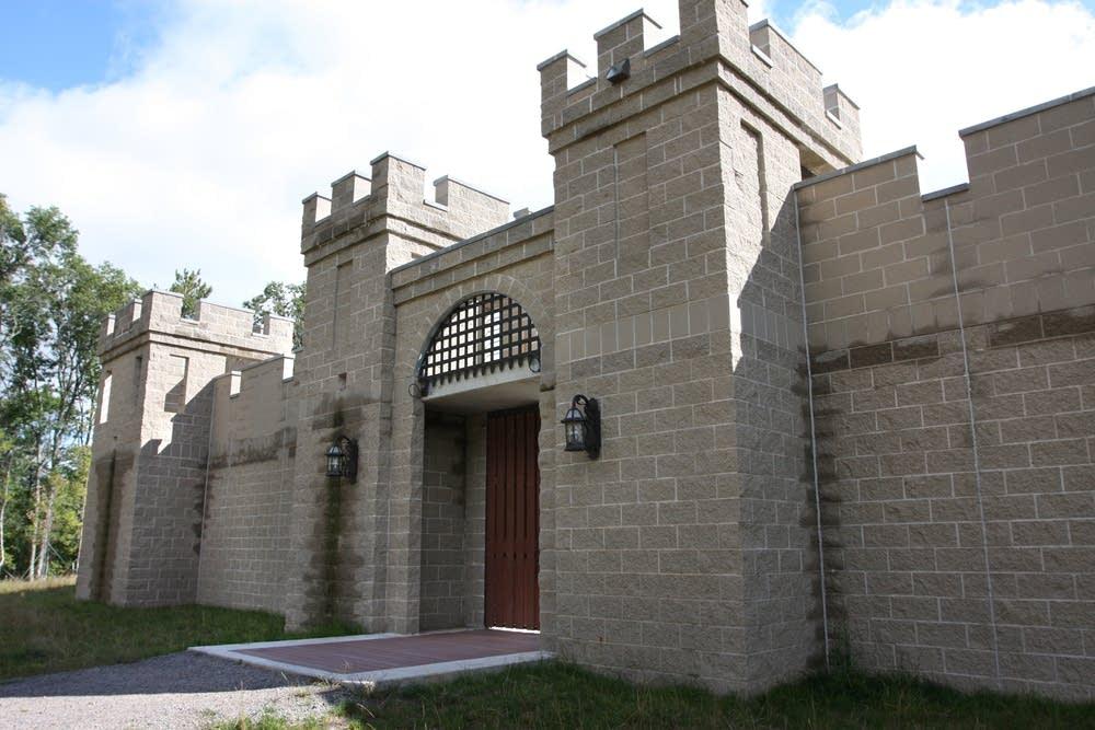 Hidden Castle Exterior