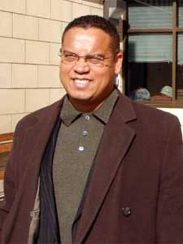 DFLer Keith Ellison