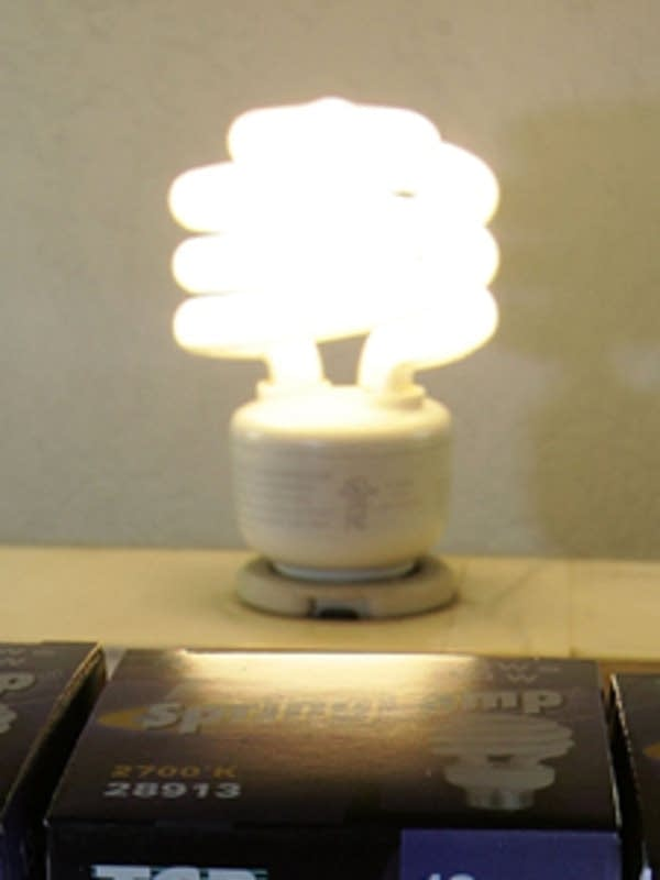 The compact  fluorescent