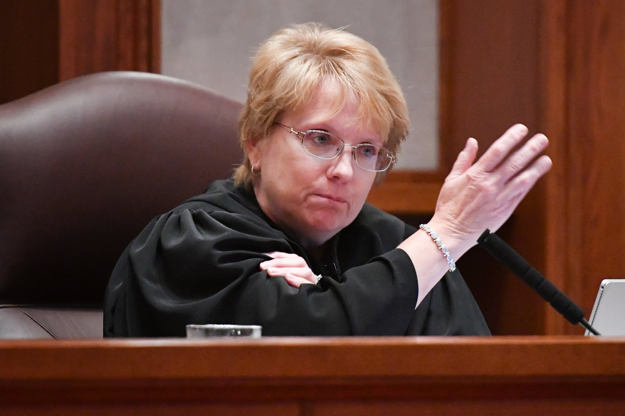 Chief Justice Lorie Skjerven Gildea