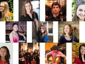 2017 Minnesota Varsity Featured Artists