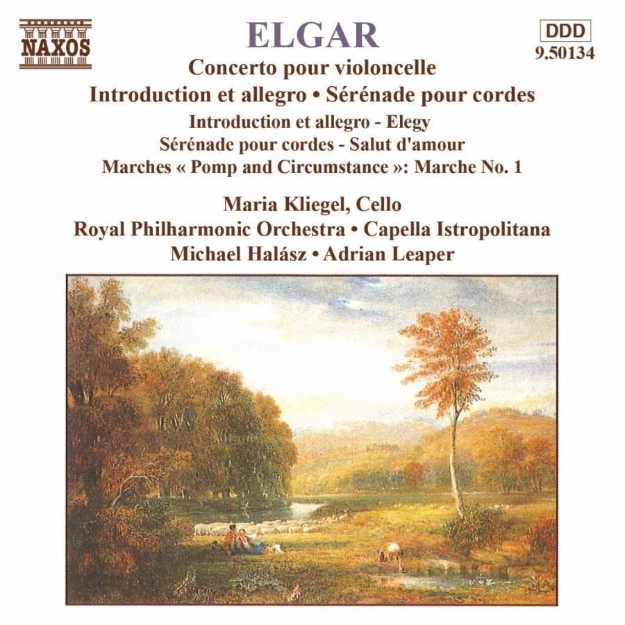 Edward Elgar - Cello Concerto: I. Adagio - Moderato