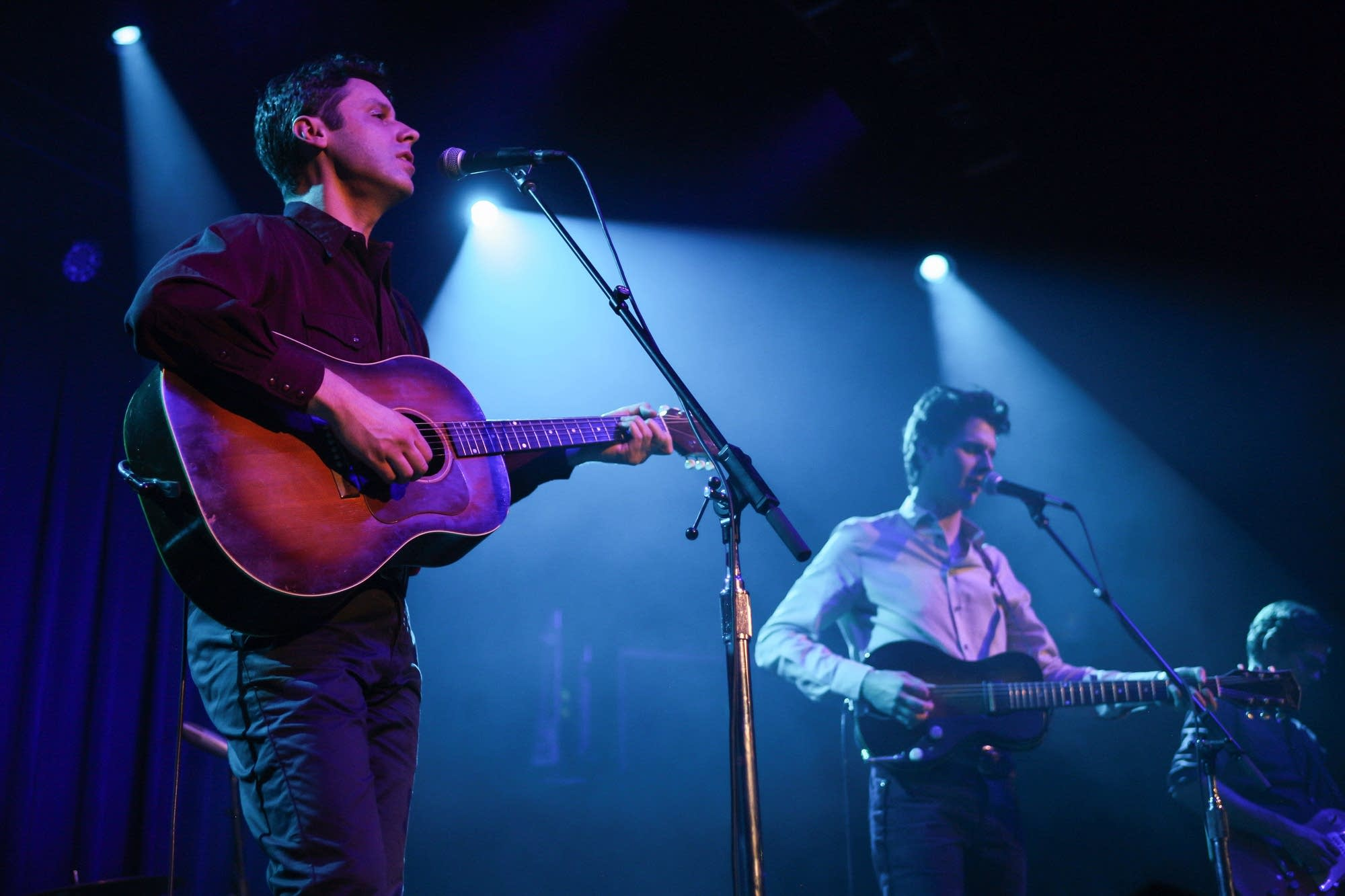 The Cactus Blossoms perform at United States of Americana birthday
