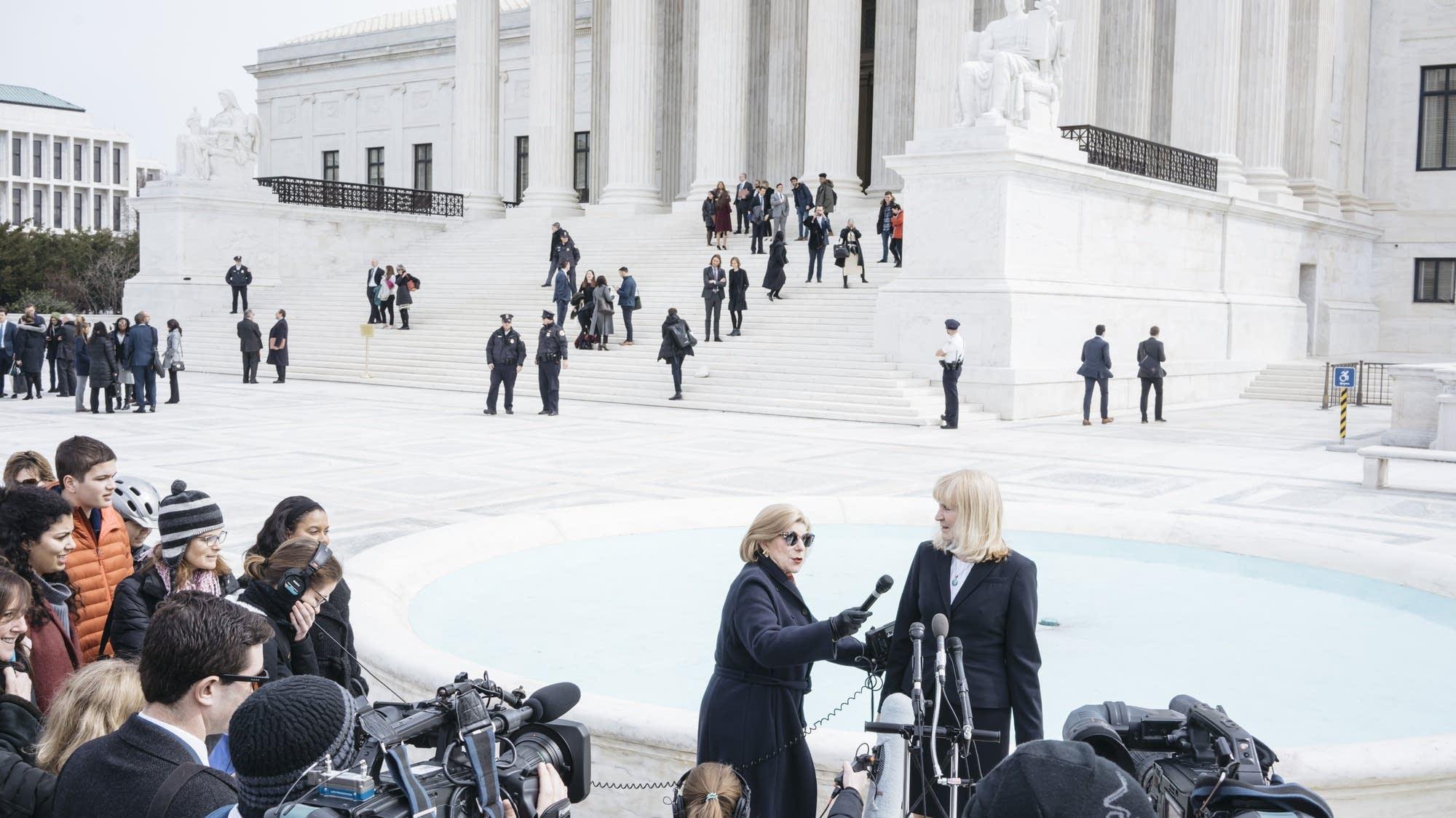Sheri Johnson, Supreme Court
