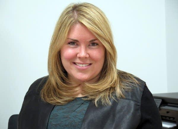 Lauren Beecham, Women Winning executive director