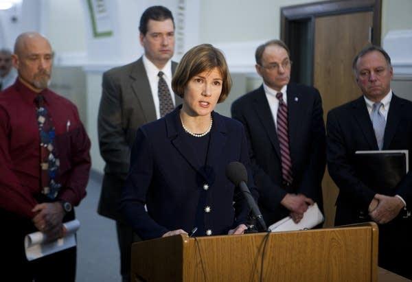 Minnesota Attorney General Lori Swanson