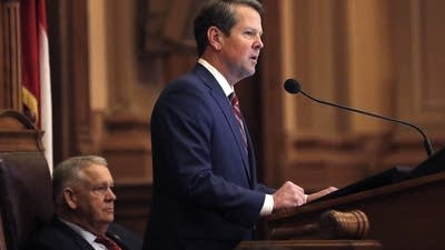 Georgia governor signs law to slow 'use it or lose it' voter purges