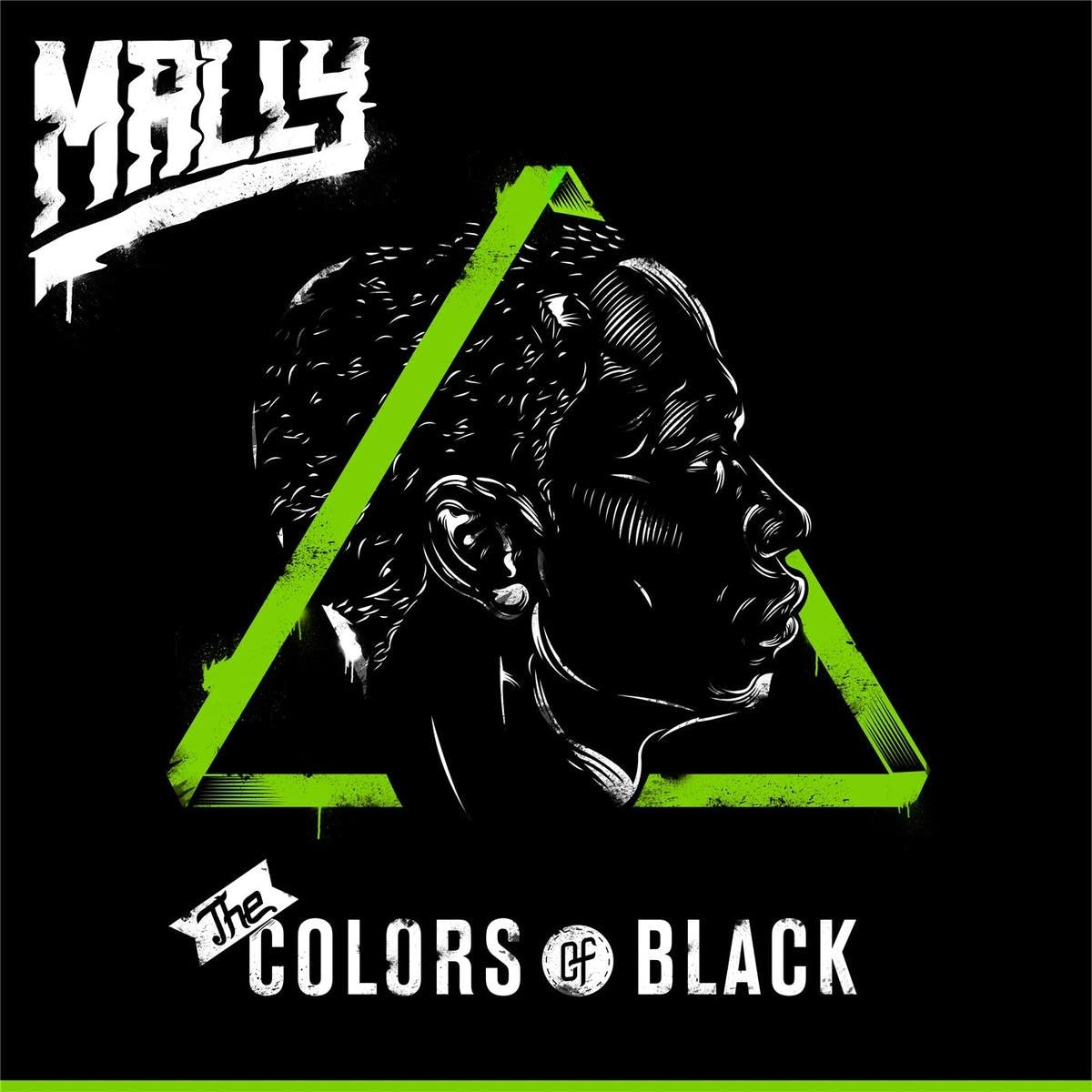 Mally - The Colors of Black
