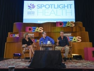 Suzanne Jones, Steve Clemons and Dan Buettner discuss happiness.