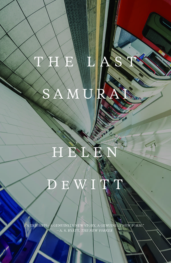 'The Last Samurai' by Helen DeWitt