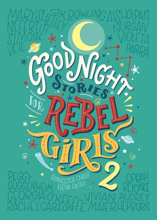Cover of Good Night Stories for Rebel Girls 2