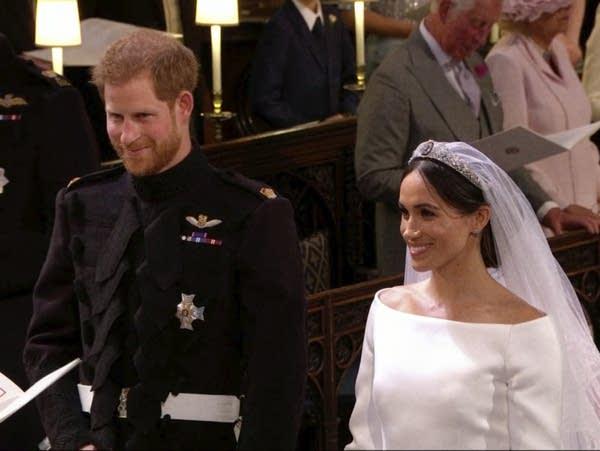 Watch The Royal Wedding.Watch Live Royal Wedding Of Prince Harry And Meghan Markle Mpr News