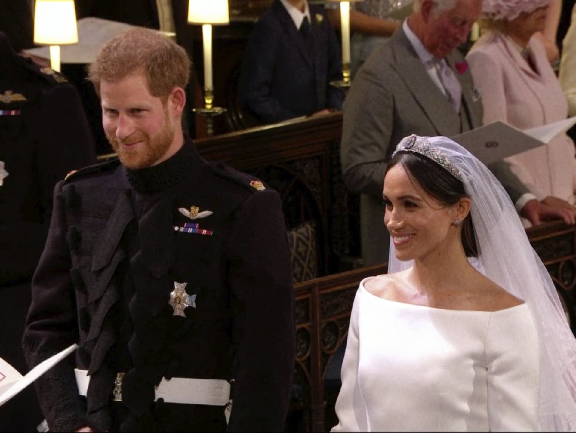 Royal Wedding Harry And Meghan.Watch Live Royal Wedding Of Prince Harry And Meghan Markle Mpr News