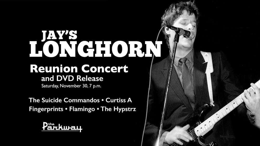Jay's Longhorn Reunion Concert and DVD Release