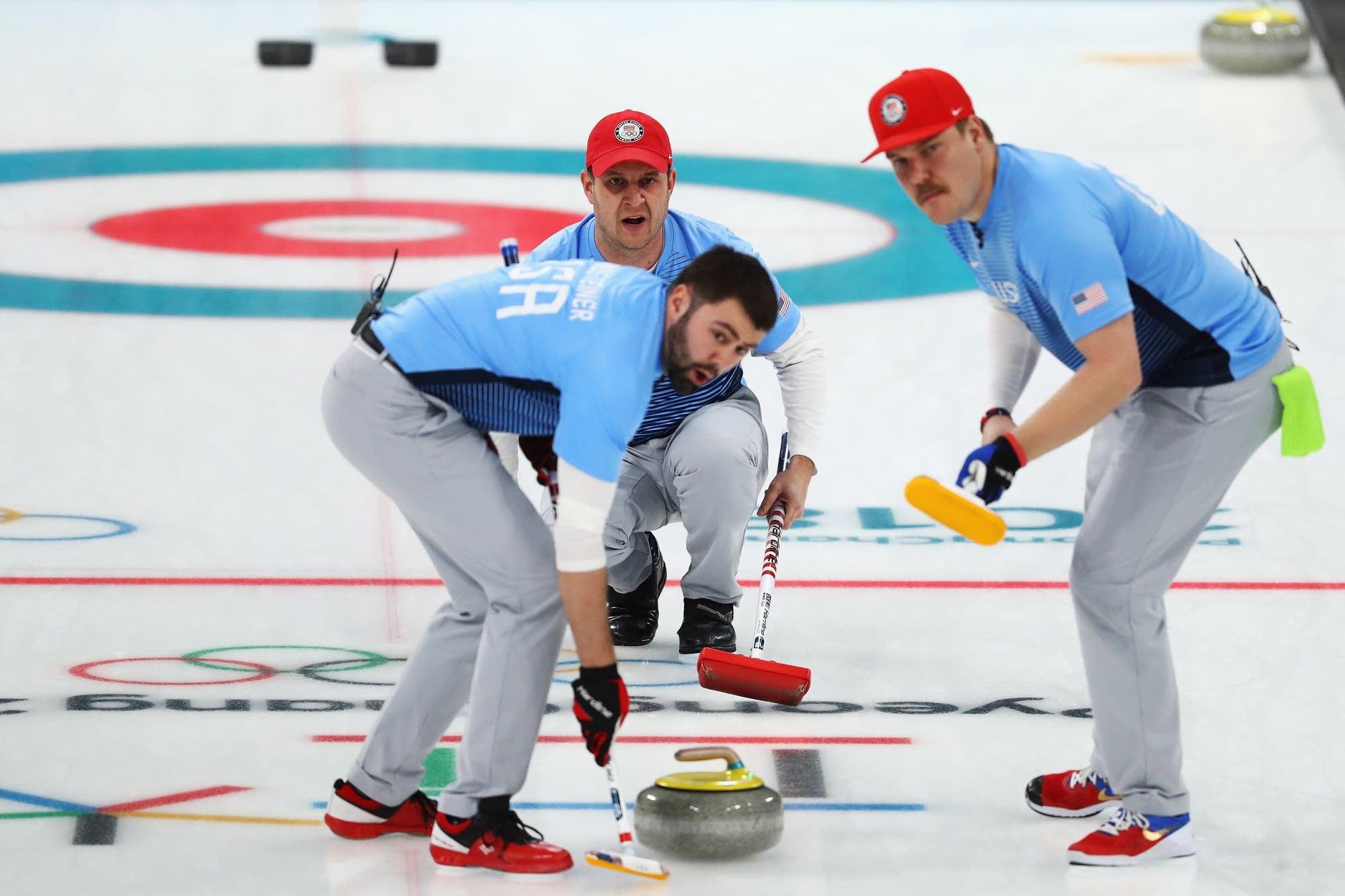 Kết quả hình ảnh cho curling